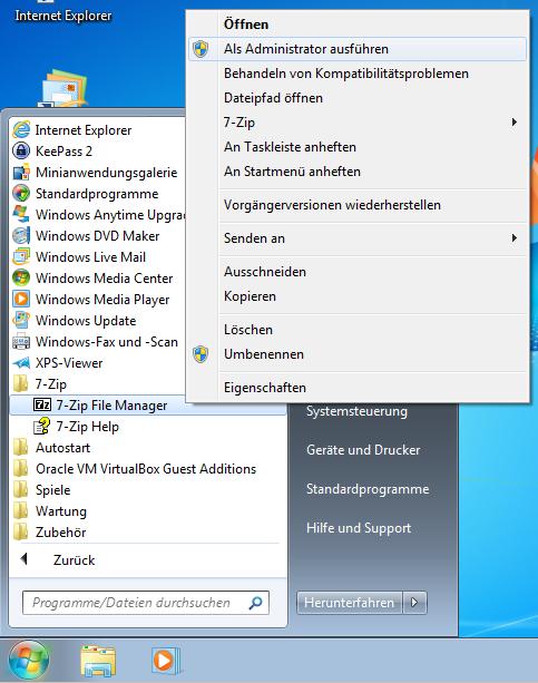 7-Zip - Download, Installation & Konfiguration unter Windows