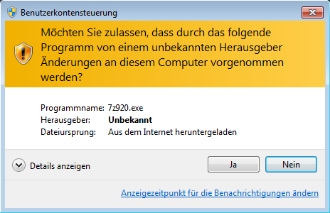 7-Zip - Download, Installation & Konfiguration unter Windows