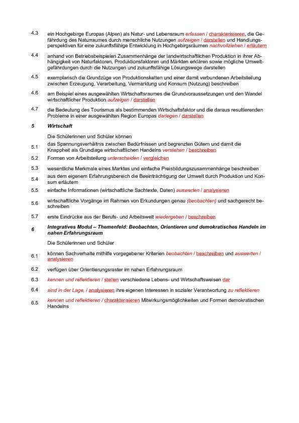 Kompetenzliste 6