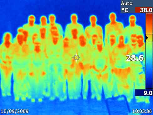 Original pulsar infrarot nachtsicht für jagd nv goggles rand