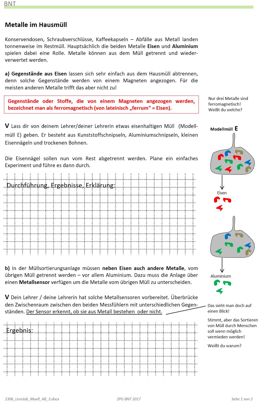 Schön Wissenschaftlicher Prozess Arbeitsblatt Galerie - Arbeitsblatt ...