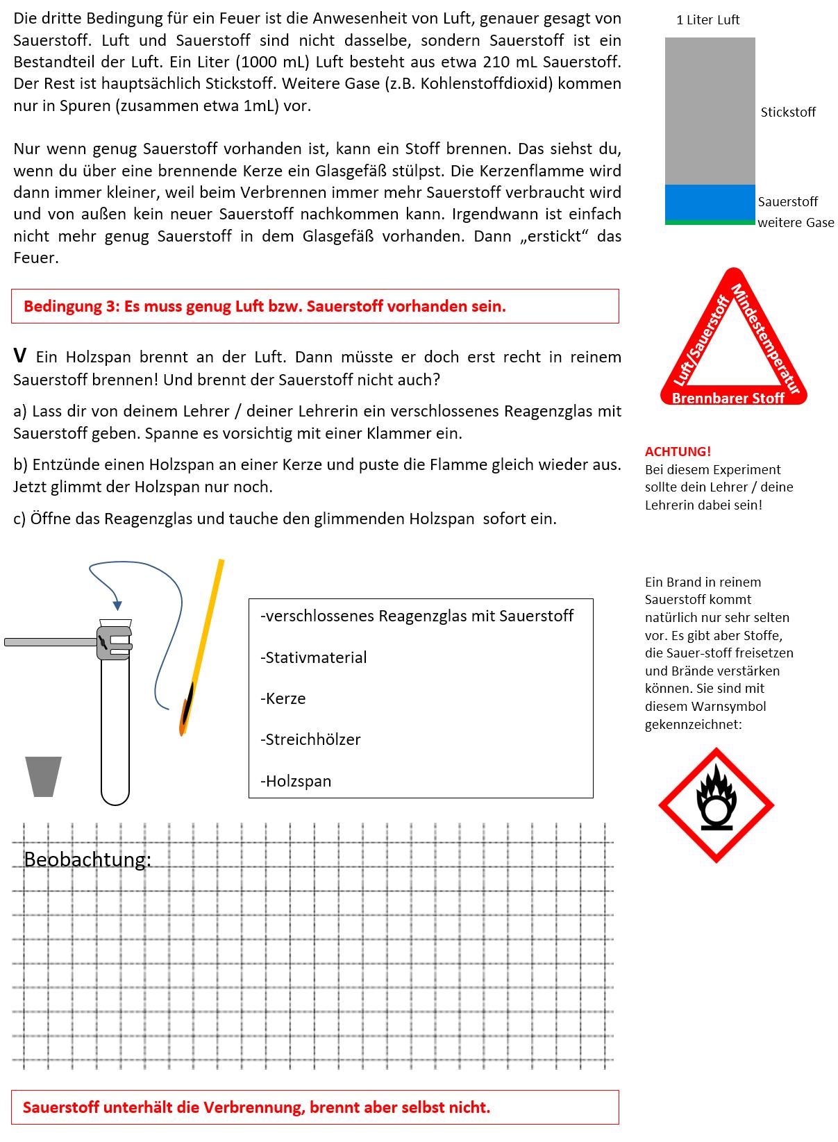Erfreut Chemische Und Physikalische Eigenschaften Arbeitsblatt ...