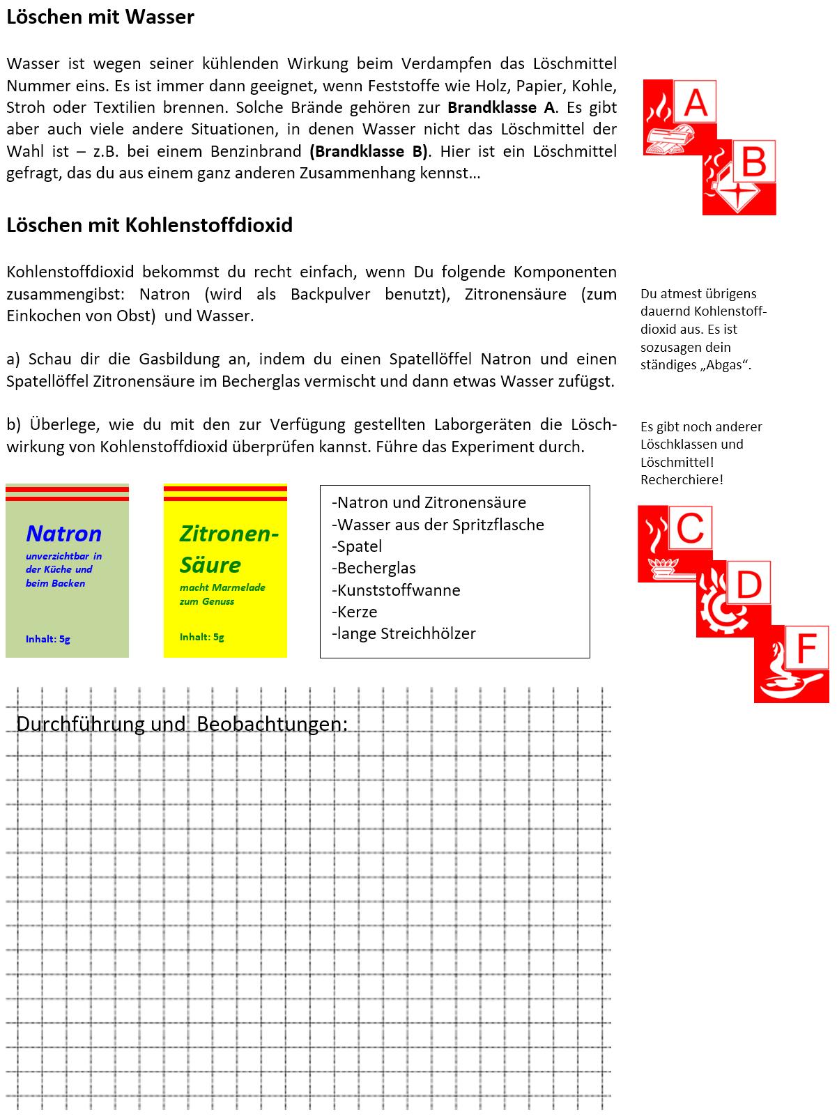 Arbeitsblatt 3