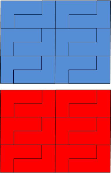 Spiel: Symmetrie