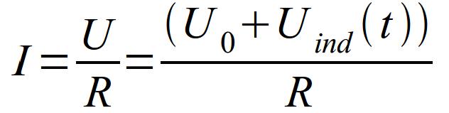 R=U/I