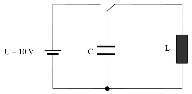 elektromagnetischer schwingkreis. Black Bedroom Furniture Sets. Home Design Ideas