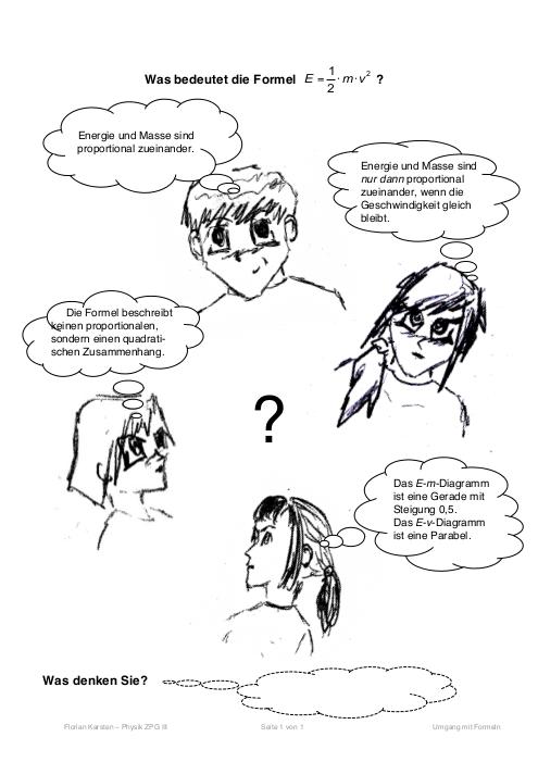 Concept Cartoon