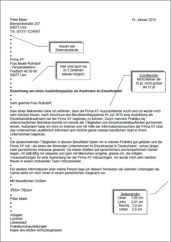 Aufbau Eines Berichts : g1 2 kriterien aufbau eines gesch ftsbriefes ~ Whattoseeinmadrid.com Haus und Dekorationen