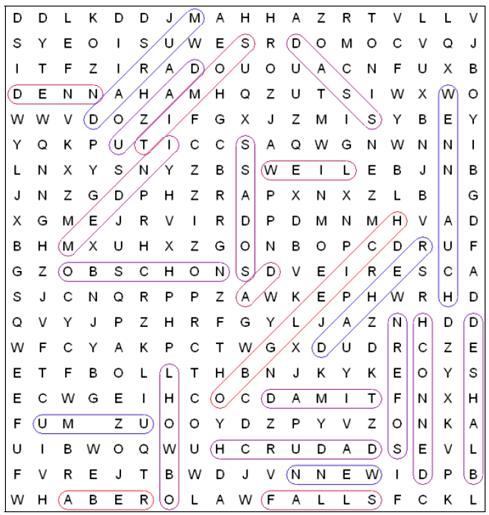 l246sung s4 niveau b � wortsuchr228tsel 2 konjunktionen