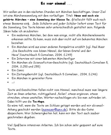 Märchenbuch II