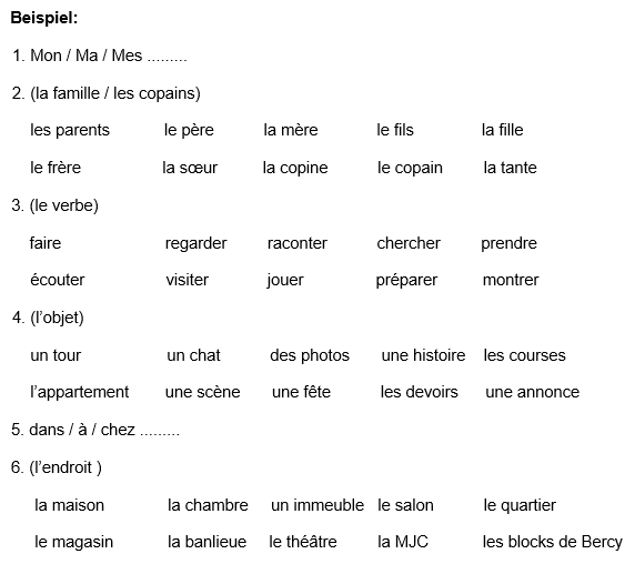 Grammatik Syntax