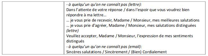 Brief schreiben freund französisch